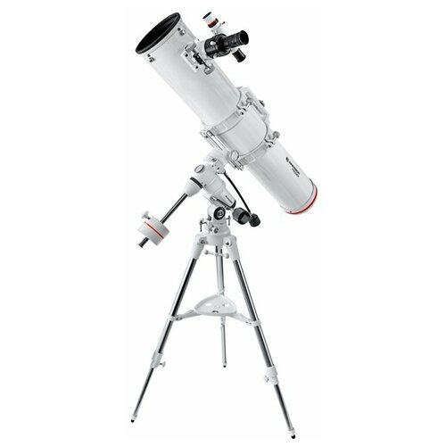 Фото - Телескоп BRESSER Messier NT-130/1000 EXOS-1 белый телескоп bresser junior space explorer 45 600 az розовый