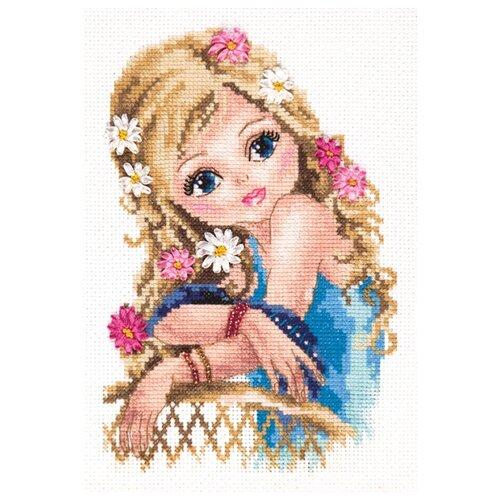 Купить Чудесная Игла Набор для вышивания Самая-самая! 13 х 20 см, 80-10, Наборы для вышивания