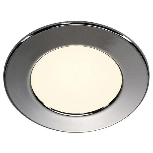 Встраиваемый светильник SLV DL 126 112162 настольная лампа slv lisenne slv 155702