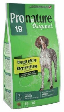 Корм для пожилых собак ProNature Original курица 7 кг
