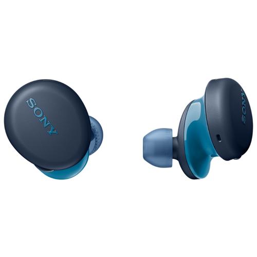 Беспроводные наушники Sony WF-XB700 blue беспроводные наушники sony wf xb700 black