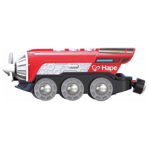 Купить Hape Локомотив с пропеллером, E3750, Наборы, локомотивы, вагоны
