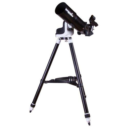 Фото - Телескоп Sky-Watcher 80S AZ-GTe SynScan GOTO черный адаптер wi fi sky watcher для synscan goto