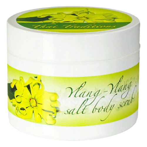 Thai Traditions Соляной скраб для тела Ylang-Ylang Salt Body Scrub, 250 мл