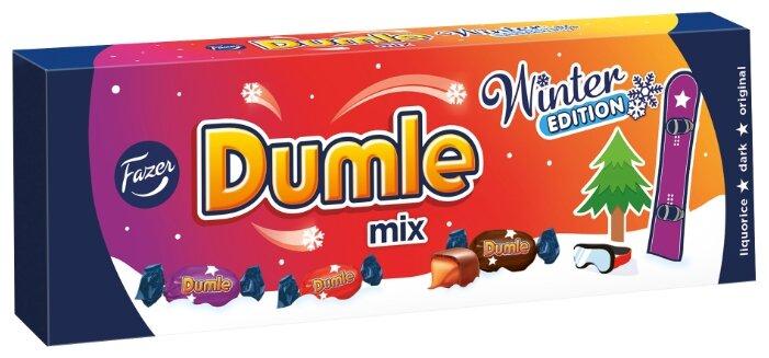 Набор конфет Fazer Dumle Mix ассорти 350 г