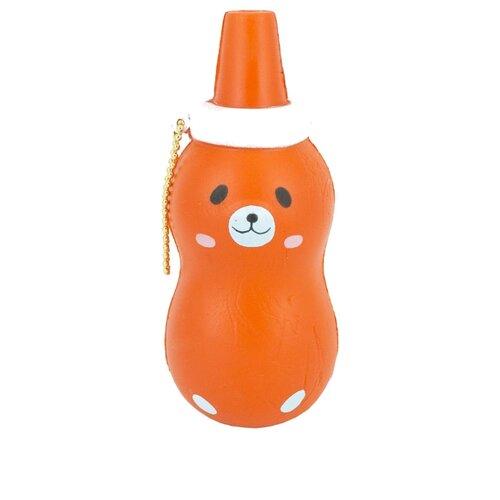 Игрушка-мялка Dolemikki Кетчуп WJ0075 оранжевыйИгрушки-антистресс<br>