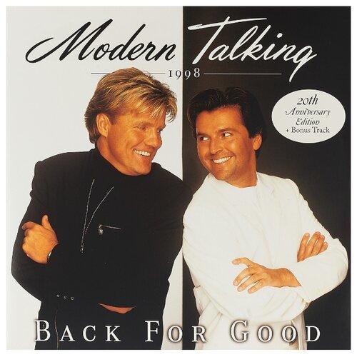 Modern Talking. Back For Good. 20th Anniversary Edition (2 LP) графический планшет wacom intuos pro 2 medium paper edition