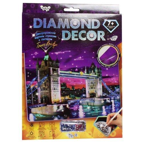 Купить Danko Toys Набор алмазной вышивки Diamond Decor Тауэрский мост (DD-01-03), Алмазная вышивка