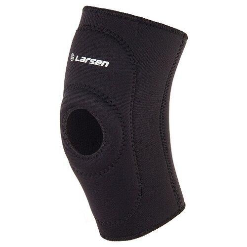 Фото - Защита колена Larsen 6721-1, р. S, черный защита локтя larsen j730 р senior белый