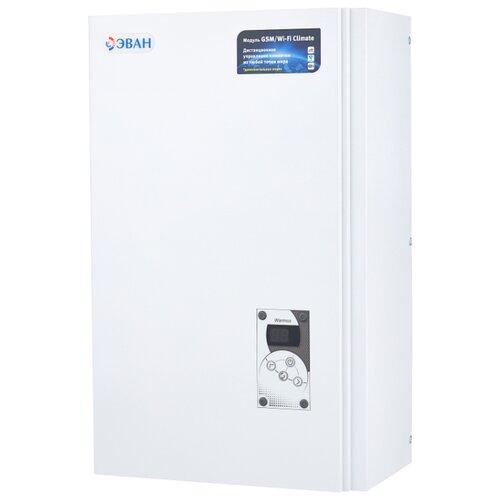 Электрический котел ЭВАН Warmos-IV-7,5 220 7.5 кВт одноконтурный