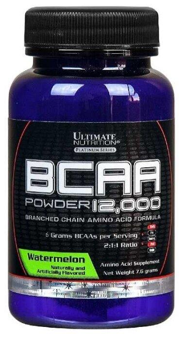 BCAA Ultimate Nutrition BCAA 12000 Flavored (7,6 г) — купить по выгодной цене на Яндекс.Маркете