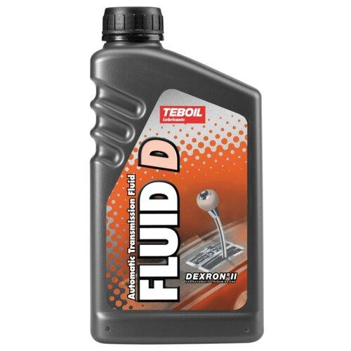 Трансмиссионное масло Teboil Fluid D 1 л фото