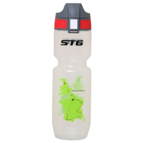 цена на Фляга STG Tour de France ED-BT21 прозрачный 750 мл