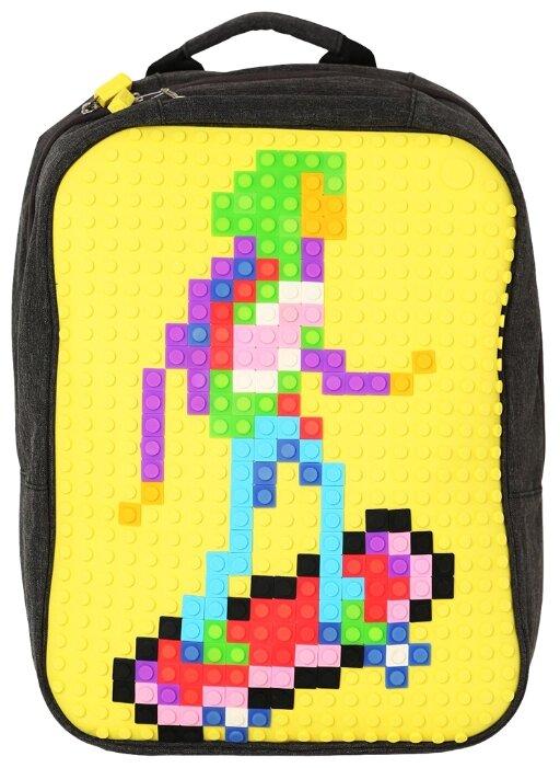 Upixel Рюкзак Canvas Classic Pixel Backpack (WY-A001)
