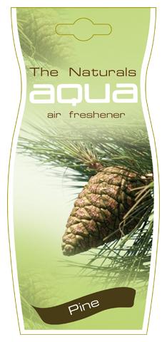 Aqua Ароматизатор для автомобиля Naturals Flower Drop