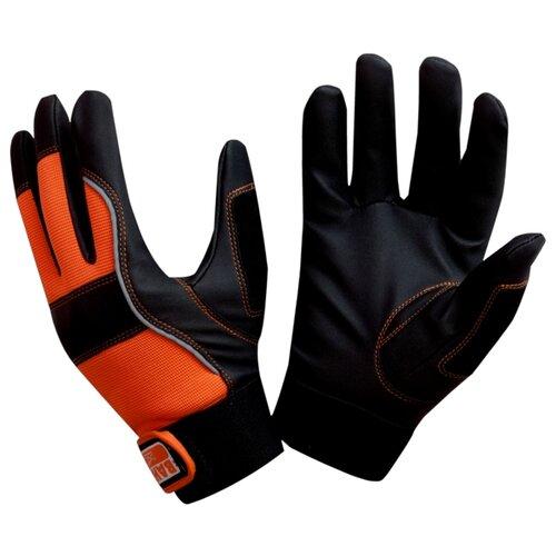 Перчатки BAHCO GL008-8 2 шт. черный/оранжевый