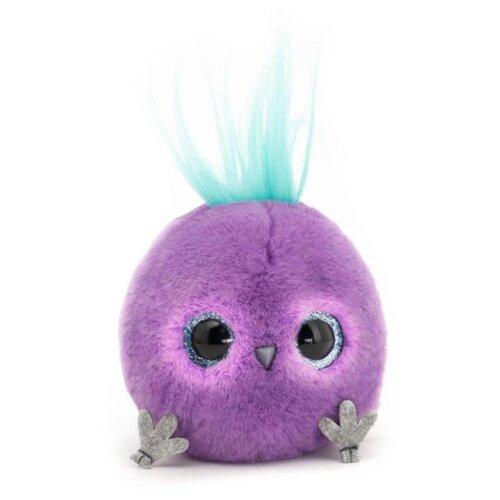 Купить Orange Toys Мягкая игрушка КТОтик со светящимися глазами , фиолетовый, 13 см, Мягкие игрушки