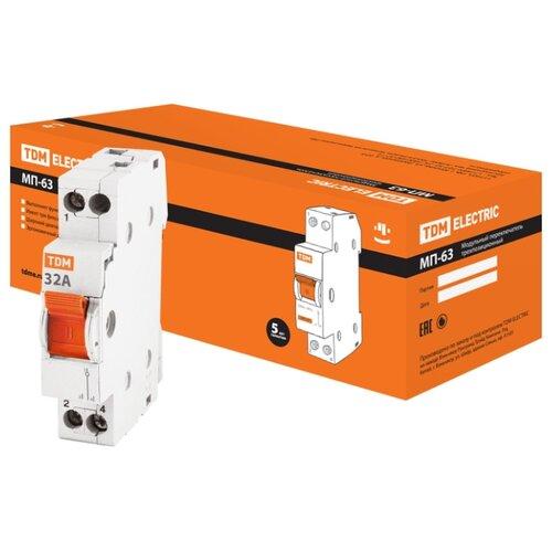 Модульный переключатель TDM ЕLECTRIC SQ0224-0006