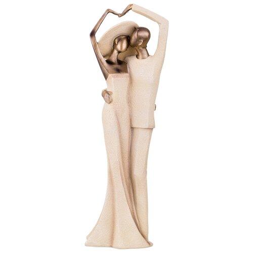 Фото - Статуэтка влюбленные Lefard серия Фьюжн 14*10*41,5 см (162-435) статуэтка lefard йога серия фьюжн 13 5х7х18 5 см 162 700