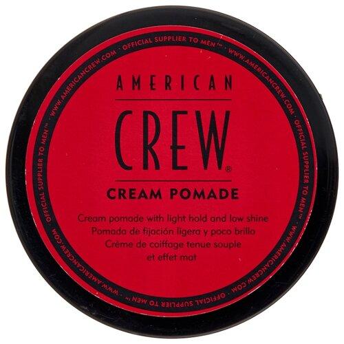 цена на American Crew Крем-помада Cream Pomade, слабая фиксация, 85 г