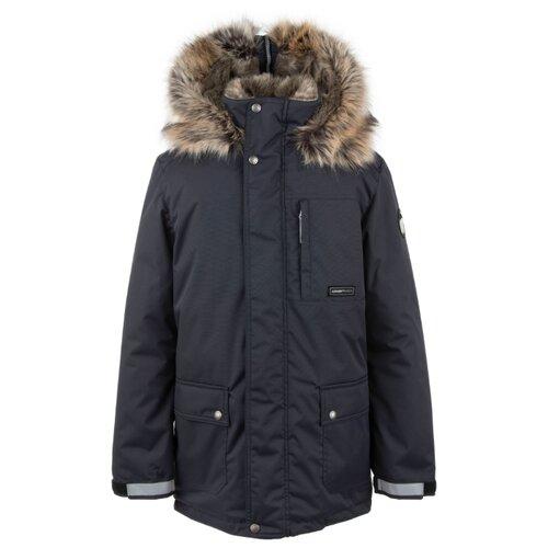 Купить Парка KERRY Jako K20468 размер 140, 987 антрацитовый, Куртки и пуховики