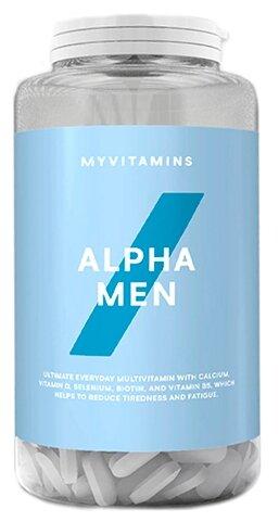 Купить Минерально-витаминный комплекс Myprotein Alpha Men (120 таблеток) нейтральный по низкой цене с доставкой из Яндекс.Маркета