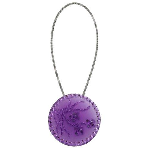 Магнитные клипсы Ajur ND KR фиолетовый магнитные клипсы ajur b49 золотистый