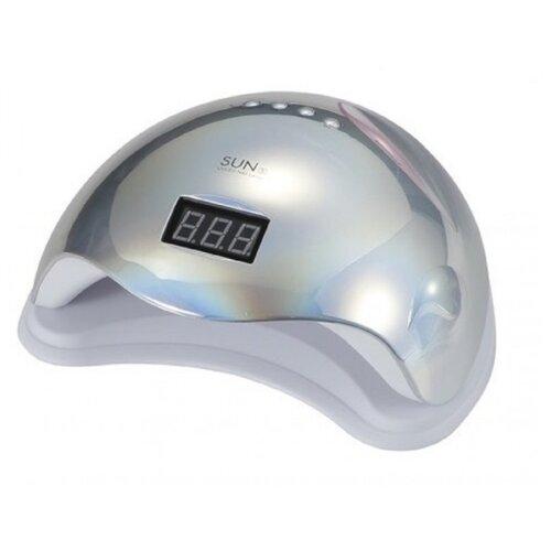 Купить Лампа LED-UV SUNUV 5, 48 Вт серебристый