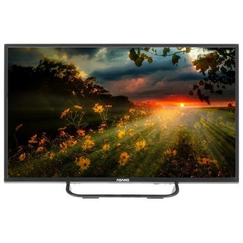 Телевизор Asano 32LH1110T 31.5 (2019) черный led телевизор asano 50 lf 7010 t черный