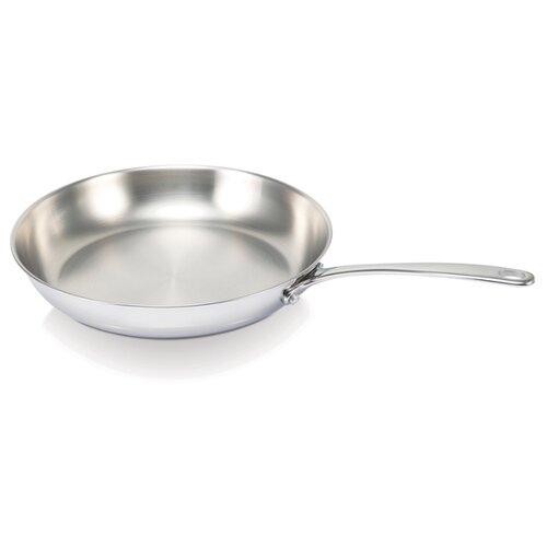 Сковорода Beka Belvia 13517284 28 см, серебристый сковорода d 24 см kukmara кофейный мрамор смки240а