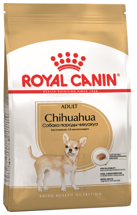 Корм для собак Royal Canin Chihuahua Adult