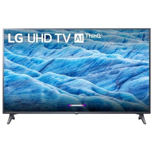 Купить Телевизор LG 49UM7020 49 (2020) черный
