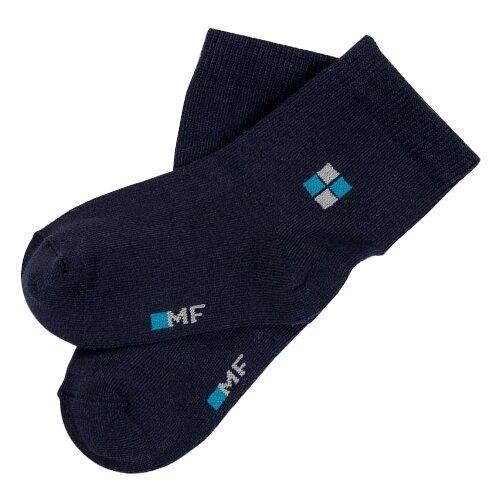 Носки MARK FORMELLE размер 16, т.синий фото