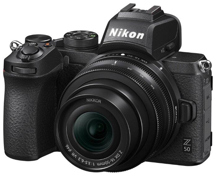 Фотоаппарат Nikon Z50 Kit фото 1