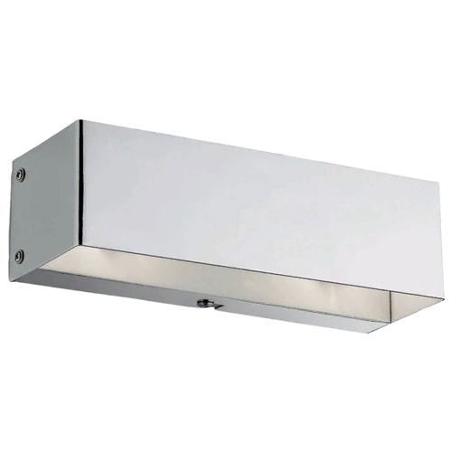 Настенный светильник IDEAL LUX Flash AP2 Cromo, G9, 80 Вт настенный светильник ideal lux neve ap3 cromo