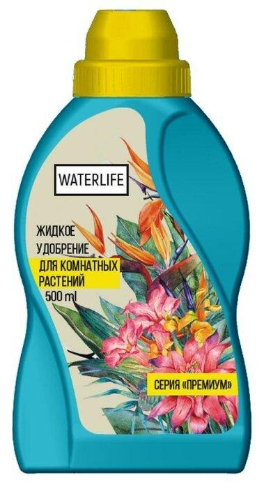 Купить Удобрение WATERLIVE для комнатных растений 0,5 л по низкой цене с доставкой из Яндекс.Маркета (бывший Беру)