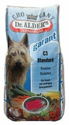 Корм для собак Dr. Alder`s С-3 КРОКАНТ СТАНДАРТ говядина крокеты Для собак с избыточным весом (18.0 кг)