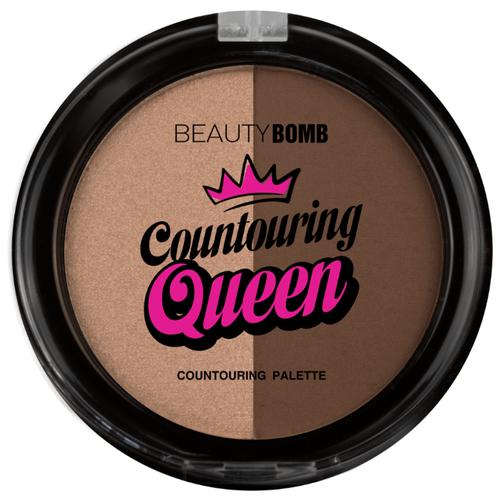 BEAUTY BOMB Палетка для контуринга Countouring Queen 02