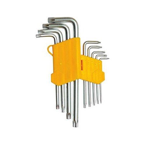 Набор имбусовых ключей SKRAB (6 предм.) 44715 набор гаечных ключей skrab 6 предм 44046 серебристый