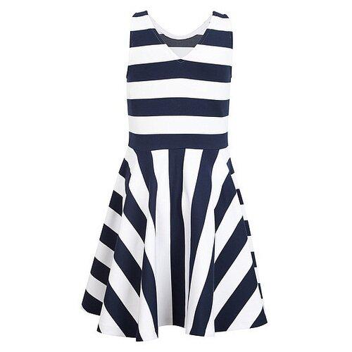 Платье Ralph Lauren размер 104, синий/полоска