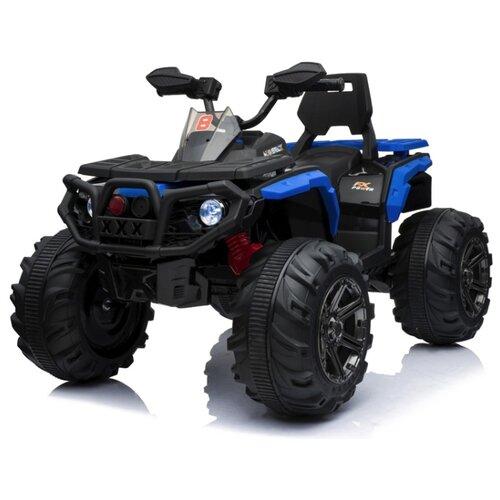 Купить RiverToys Квадроцикл К111КК, синий, Электромобили