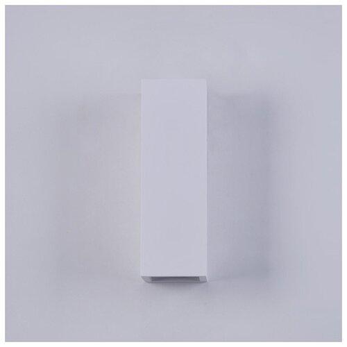 Фото - Настенный светодиодный светильник Maytoni Parma C190-WL-02-W настенный светодиодный светильник maytoni c123 wl 02 3w w