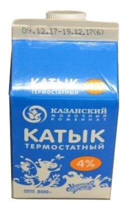 Молочная речка Катык термостатный 4% 500 г