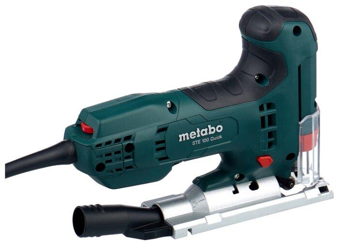Электролобзик Metabo STE 100 QUICK коробка