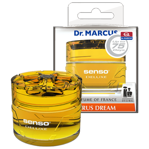 Dr. Marcus Ароматизатор для автомобиля Senso Deluxe Citrus Dream 50 мл недорого