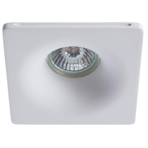 Встраиваемый светильник Arte Lamp A9110PL-1WH arte lamp встраиваемый светильник aqua a2024pl 1wh