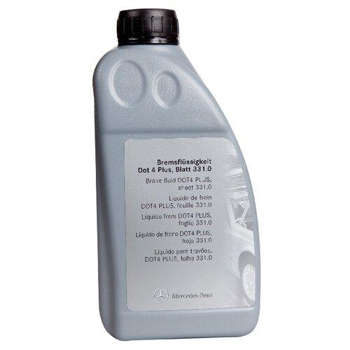 Тормозная жидкость Mercedes-Benz DOT4 A000989080713 1 л