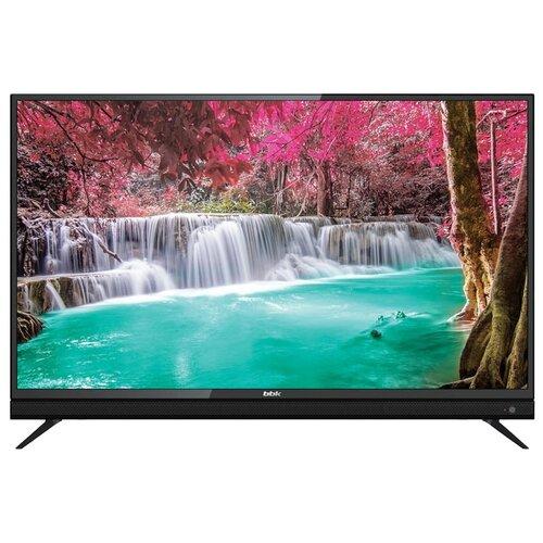 Фото - Телевизор BBK 43LEX-8161/UTS2C 43 (2019), черный телевизор bbk 50lex 8161 uts2c черный