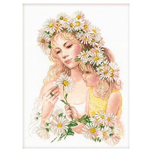 Купить Риолис Набор для вышивания Гармония 30 х 40 см (100/035), Наборы для вышивания