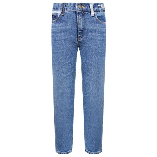 Джинсы TOMMY HILFIGER размер 164, синий джинсы tommy hilfiger denim